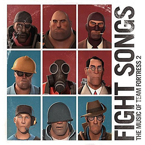 Alliance Valve Studio Orchestra - Fight Songs: The Music Of Team Fortress 2