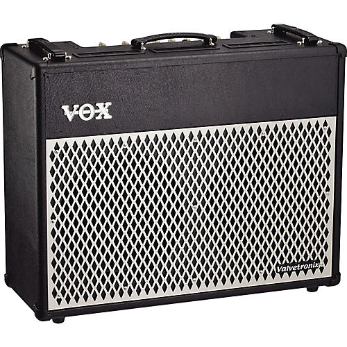 vox valvetronix vt100 100w 2x12 guitar combo amp musician 39 s friend. Black Bedroom Furniture Sets. Home Design Ideas