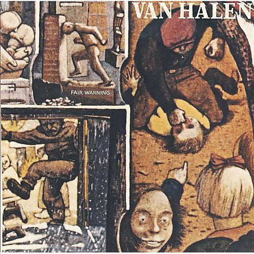 Alliance Van Halen - Fair Warning