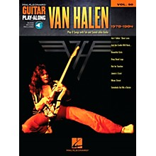 Hal Leonard Van Halen 1978-1984 - Guitar Play-Along Vol. 50 Book/CD