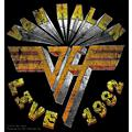 C&D Visionary Van Halen Live 82' Sticker thumbnail