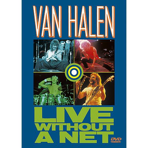 Alfred Van Halen Live without a Net (DVD)