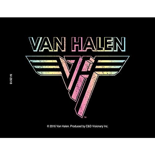 C&D Visionary Van Halen Rainbow Magnet