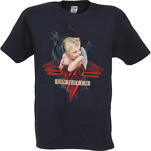 Fea Merchandising Van Halen Smoking T-Shirt