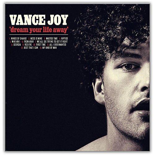 WEA Vance Joy - Dream Your Life Away (Vinyl W/Bonus Cd)