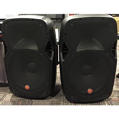 Harbinger Vari V1015 (Pair) Powered Speaker
