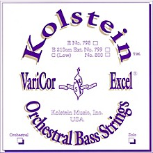 VariCor Excel Orchestral Bass Strings VC-1 Set
