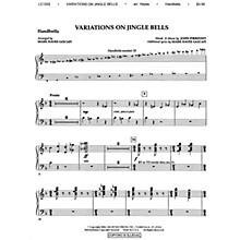 Shawnee Press Variations on Jingle Bells Arranged by Mark Hayes