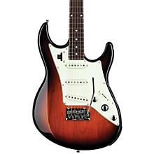 Variax JTV-69S Electric Guitar with Single Coil Pickups 3-Color Sunburst Rosewood Fingerboard