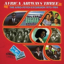 Various - Africa Airways 3 (afro-psych Excursion 1972-84)
