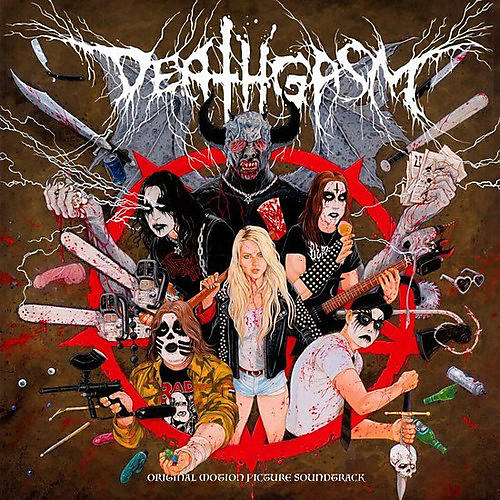 Alliance Various - Deathgasm (original Soundtrack)