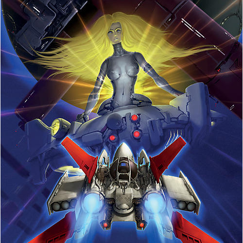 Alliance Various - Galaxy Force II / Thunder Blade (Original Arcade Scores)