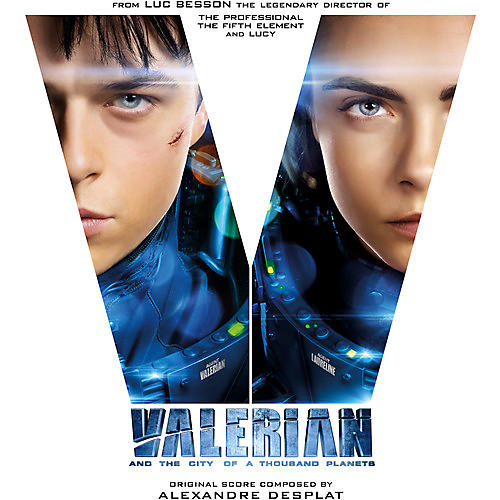 Alliance Various - Valerian & The City Of A Thousand Planets (Original Soundtrack)