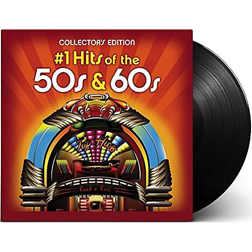 Alliance Various Artists - #1 Hits of the 50s & 60s