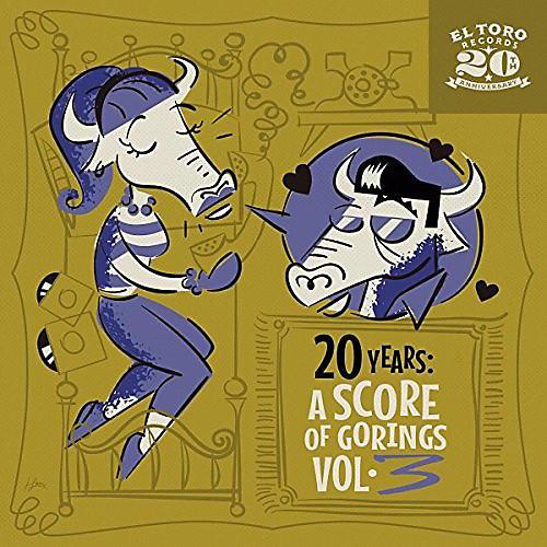 Alliance Various Artists - 20 Years: Score Of Gorings Vol 3 / Various