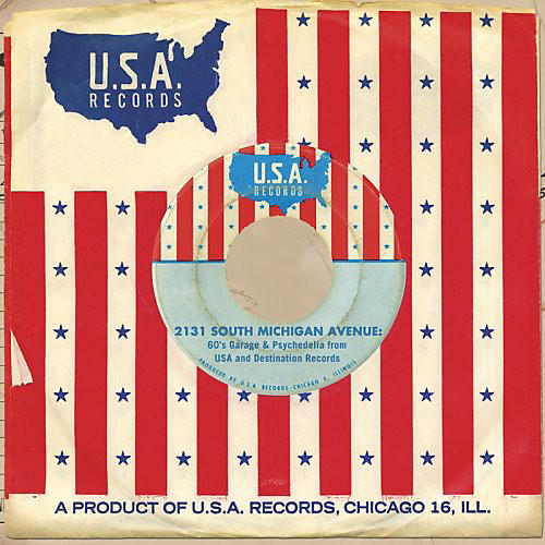 Alliance Various Artists - 2131 South Michigan Avenue: 60's Garage and Psychedelia From USA and Destination Records