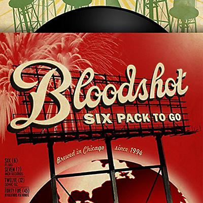 Various Artists - A Bloodshot Six Pack To Go