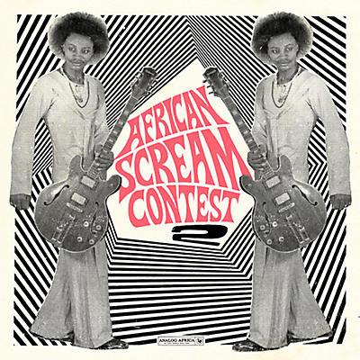 Various Artists - African Scream Contest 2 (Various Artists)