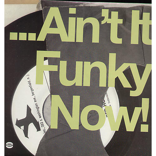 Alliance Various Artists - Ain't It Funky Now