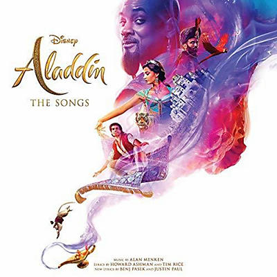Various Artists - Aladdin: The Songs