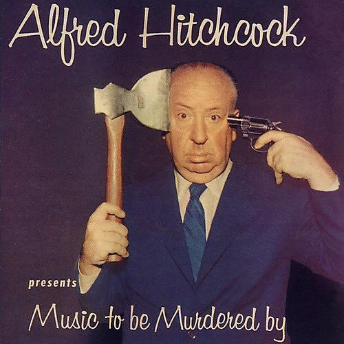 Alliance Various Artists - Alfred Hitchcock: Music to Be Murdered By