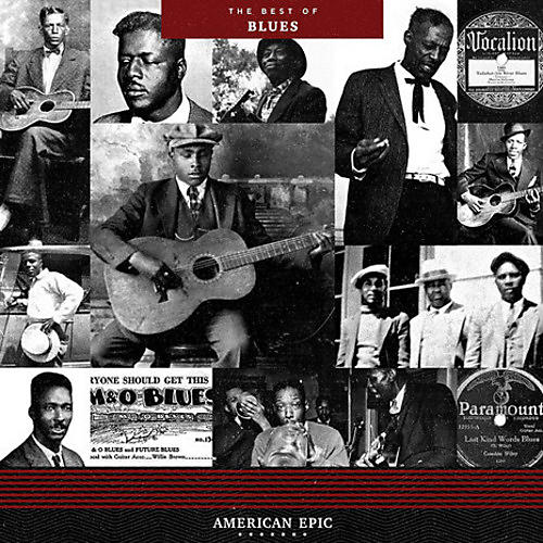 Alliance Various Artists - American Epic: The Best Of Blues / Various