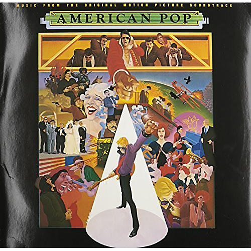 Alliance Various Artists - American Pop-1981 / Various