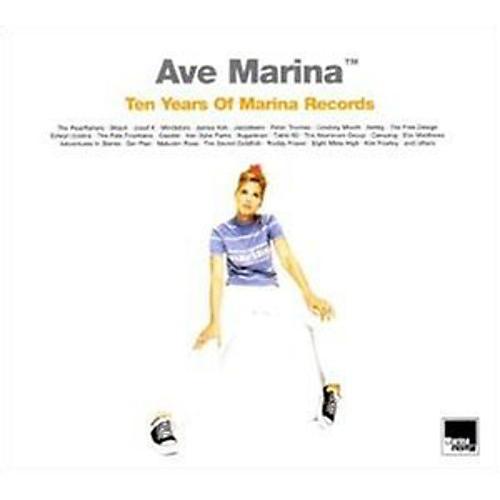 Alliance Various Artists - Ave Marina: Ten Years of Marina Records / Various