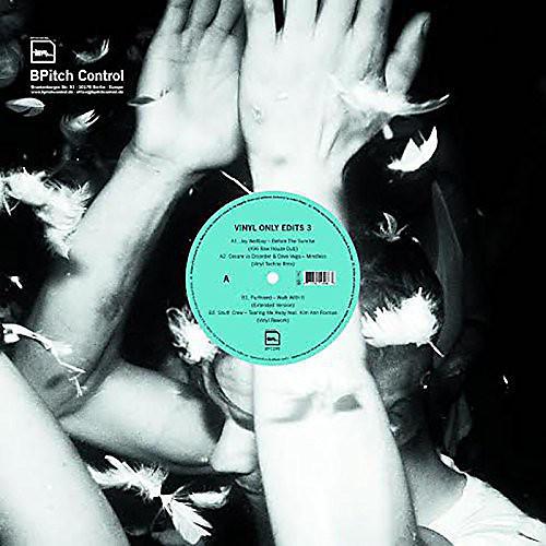 Alliance Various Artists - BPC Vinyl Only Edits 3 / Various