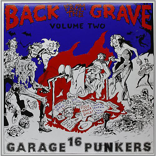 Alliance Various Artists - Back From The Grave, Vol. 2