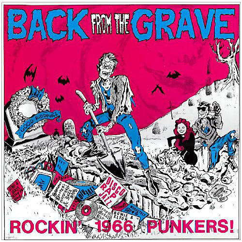 Alliance Various Artists - Back from the Grave 1