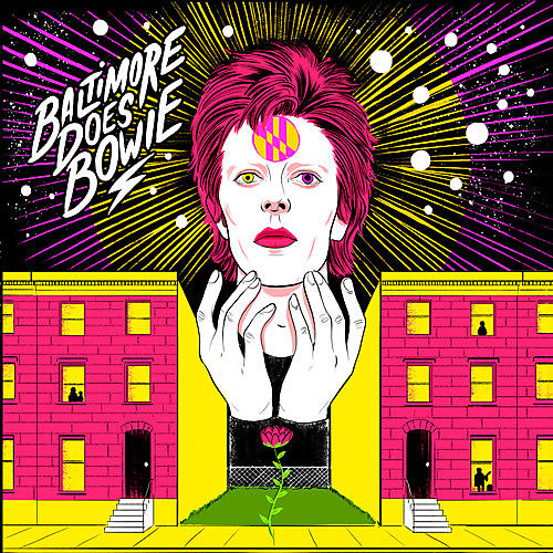 Alliance Various Artists - Baltimore Does Bowie