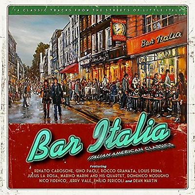 Various Artists - Bar Italia (Italian-American Classics) / Various