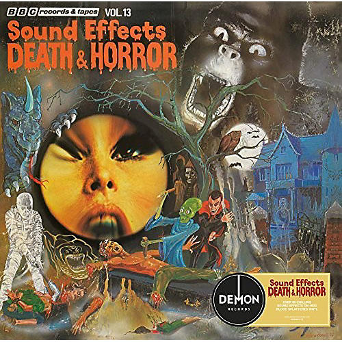 Alliance Various Artists - Bbc Sound Effects 13: Death & Horror / Various