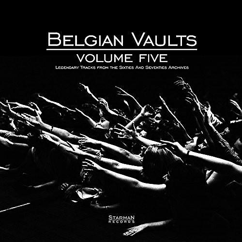 Alliance Various Artists - Belgian Vaults Volume 5 / Various