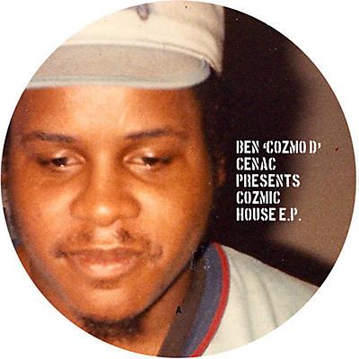 Various Artists - Ben 'cozmo D' Cenac Presents Cozmic House Ep / Var