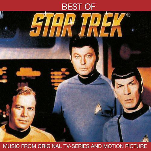 Alliance Various Artists - Best of Star Trek