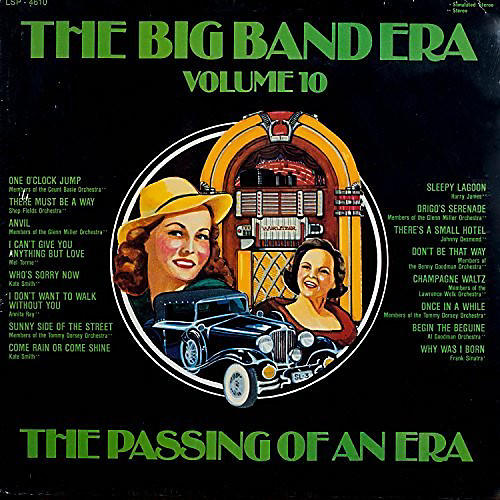 Alliance Various Artists - Big Band Era 10