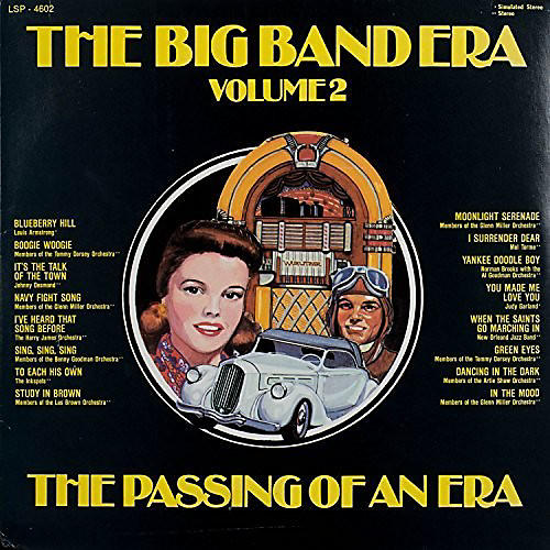 Alliance Various Artists - Big Band Era 2