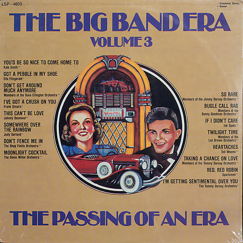 Alliance Various Artists - Big Band Era 3