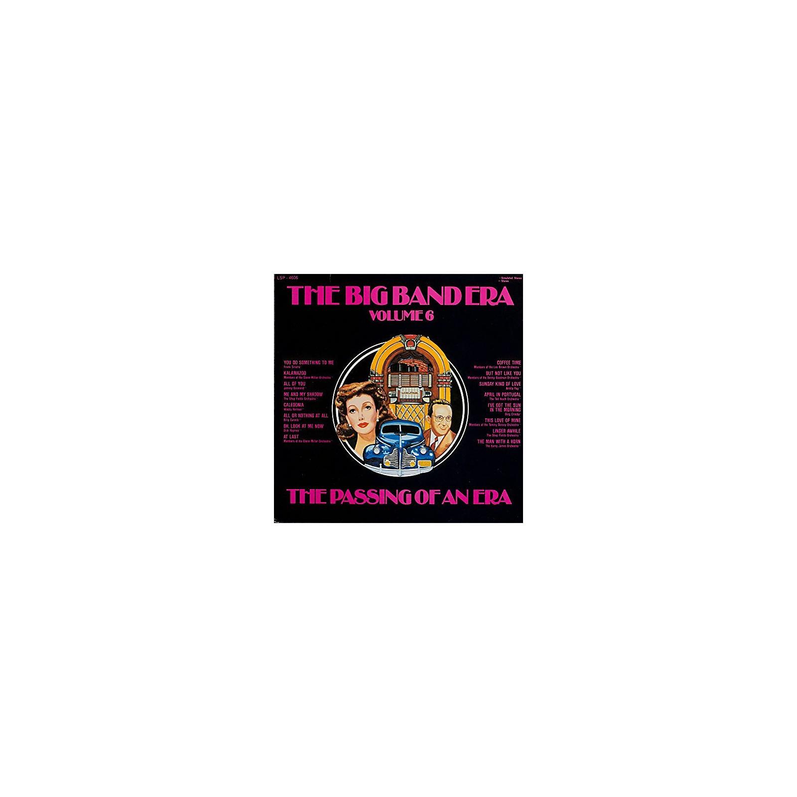 Alliance Various Artists - Big Band Era 6