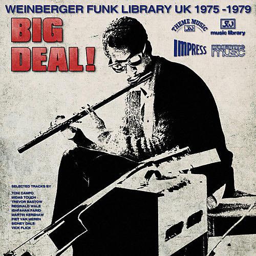 Alliance Various Artists - Big Deal Weinberger Funk Library Uk 1975-79 / Var