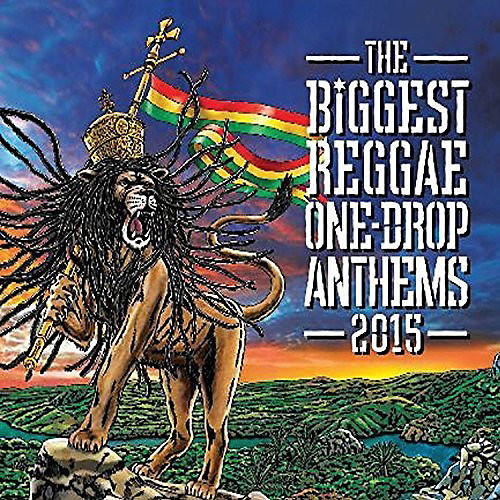 Alliance Various Artists - Biggest One Drop Anthems 2015