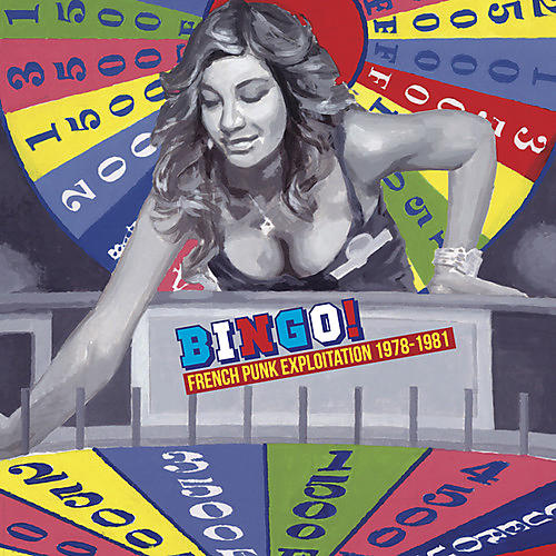 Alliance Various Artists - Bingo French Punk Exploitation 1978-1981 / Various