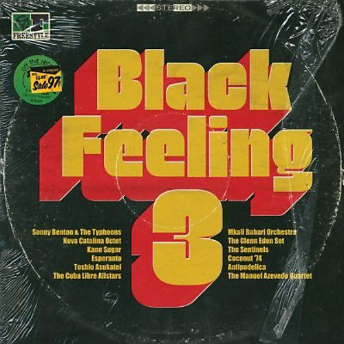 Alliance Various Artists - Black Feeling 3 / Various