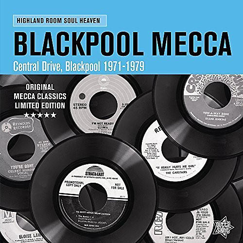 Alliance Various Artists - Blackpool Mecca / Various