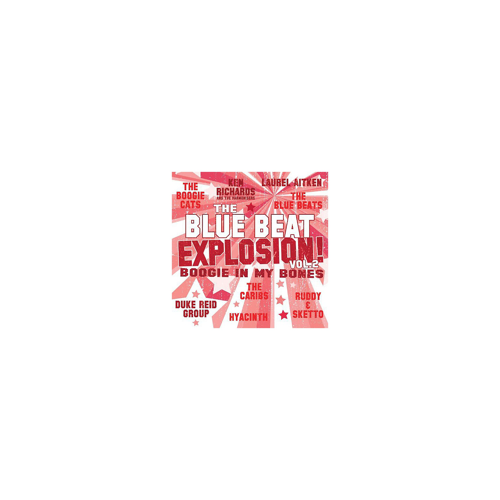 Alliance Various Artists - Blue Beat Explosion: Boogie in My Bones / Various
