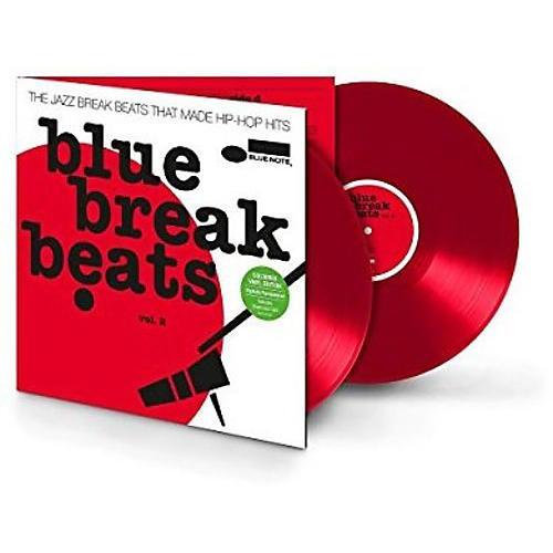 Alliance Various Artists - Blue Break Beats 2 / Various