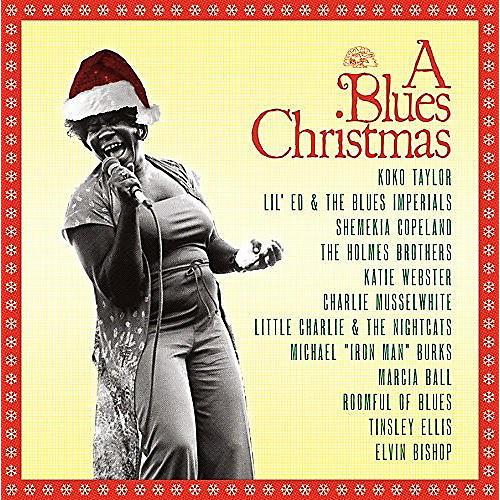 Alliance Various Artists - Blues Christmas / Various