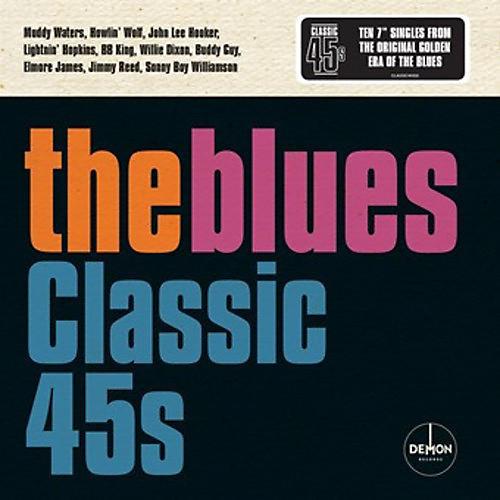 Alliance Various Artists - Blues: Classic 45's / Various